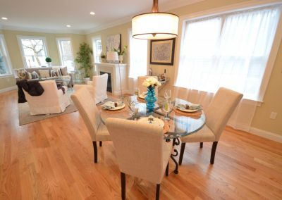 dining room-livingroom
